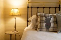 The Lodge Bedroom Enjoy a restful night